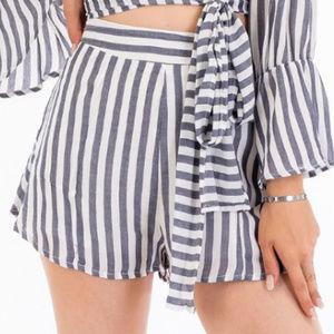 Olivaceous - Stripes short